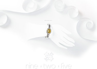 Rustic Cuff – Nine Two Five Collection