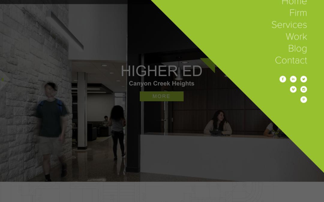KSQ Architects Website