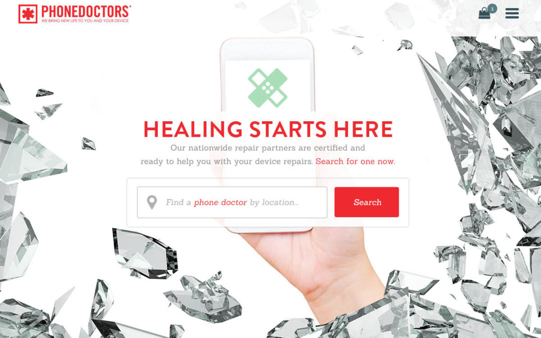 Phone Doctors Website